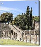 Pompeii 2 Acrylic Print