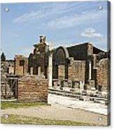 Pompeii 3 Acrylic Print