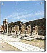 Pompeii 5 Acrylic Print