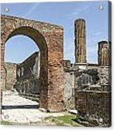 Pompeii 6 Acrylic Print