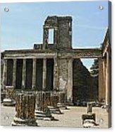 Pompeii 8 Acrylic Print