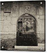 Pompeii Italy Acrylic Print