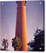 Ponce De Leon Lighthouse Acrylic Print