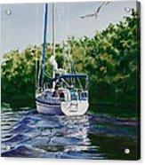 Ponce De Leon Passage Acrylic Print