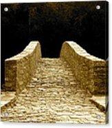 Pont De Gramont Acrylic Print