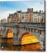 Pont Neu - Paris  Acrylic Print