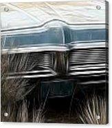 Pontiac Late 60s Acrylic Print