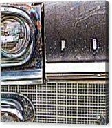 Pontiac Lights Acrylic Print