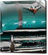 Pontiac Acrylic Print