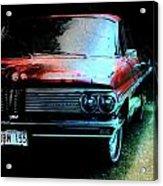 Pontiac Shade N Sun  Acrylic Print