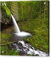 Ponytail Falls Acrylic Print