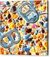 Pop Art B16 Acrylic Print