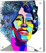 Pop Acrylic Print