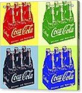 Pop Coke Acrylic Print