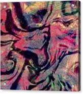 Pop Rock Style Acrylic Print