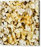 Popcorn - Featured 3 Acrylic Print