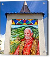 Pope John II Acrylic Print
