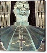 Pope John Paul The Second Acrylic Print