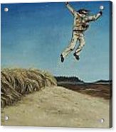 Popham Jump  Acrylic Print