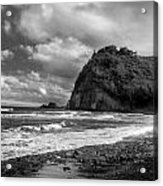 Popolu Beach Hawaii 4 Acrylic Print