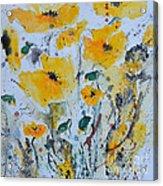 Poppies 03 Acrylic Print