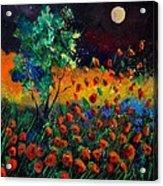 Poppies 774111 Acrylic Print