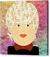 Porcelain Doll 8 Acrylic Print