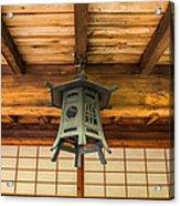 Porch Lantern Acrylic Print