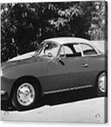 Porsche 356 Hardtop Acrylic Print