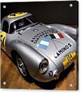 Porsche 550 Le Mans Acrylic Print