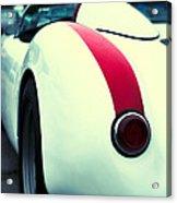 Porsche 550 Acrylic Print