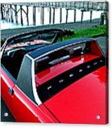Porsche 914 II Acrylic Print