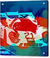 Porsche 917 Racing 1 Acrylic Print