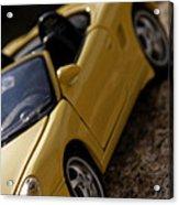 Porsche Car Acrylic Print