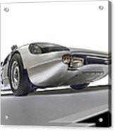 Porsche Nine O Four Low Angle Acrylic Print