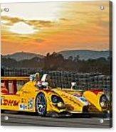Porsche Spyder I Acrylic Print