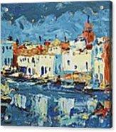 Port De Bizerte Acrylic Print