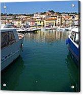 Port De Cassis Acrylic Print