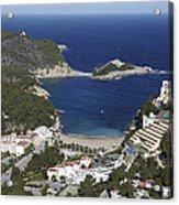 Port De St. Miquel, Ibiza Acrylic Print