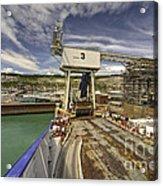 Port Of Dover  Acrylic Print