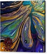 Portal Of The Divine Acrylic Print