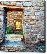 Portals Acrylic Print
