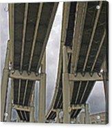 Portland Bridges 001 Acrylic Print