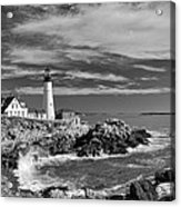 Portland Head Light 19456b Acrylic Print