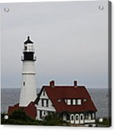 Portland Head Light I Acrylic Print