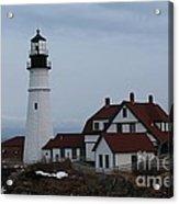 Portland Head Lighthouse 8529 Acrylic Print
