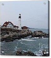 Portland Head Lighthouse 8557 Acrylic Print