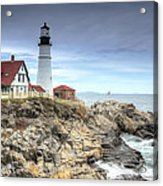 Portland Head Lighthouse Acrylic Print