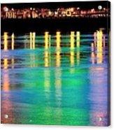 Portland Lights 22971 F Acrylic Print