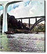 Porto-185 Acrylic Print